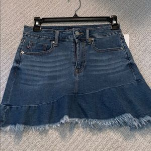 Vigoss jean skirt!!